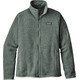 Patagonia W's Better Sweater Jacket Hemlock Green